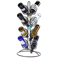 Spring Floor 8 Bottle Wine Rack