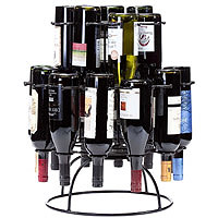 Revolution Carousel 19 Bottle Wine Rack