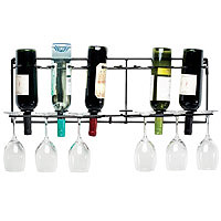 Vin - Array 6 - Bottle Wall Rack