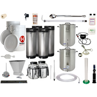10 Gallon All Grain Home Brewing Kit