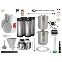 10 Gallon All Grain Home Brewing Kit