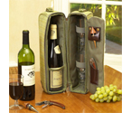 Picnic at Ascot Hampton Sunset Wine Carrier