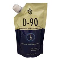 Belgian Candi Syrup with 90° Lovibond - 1 lb Pouch