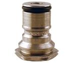 Firestone & Spartenberg Ball Lock Tank Plug 9/16-18 Gas
