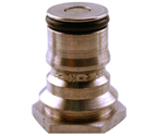 Firestone & Spartenberg Ball Lock Tank Plug 5/8-18 Liquid