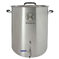 15 Gallon Brew Kettle