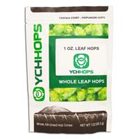 Cascade US Leaf Hops - 1 oz Bag