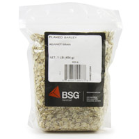 Flaked Barley - 1lb Bag