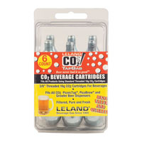 Leland CO2 TapGas Cylinders