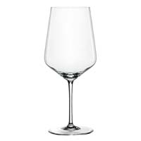 Red Wine Glasses (Set of 4), Clear