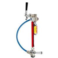 Co2 Picnic Tap - American Keg D System Sankey Model