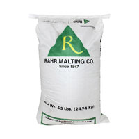 Rahr Unmalted Wheat - 55lb Bag