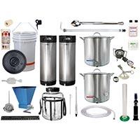 5 Gallon All Grain Home Brewing Kit