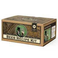 Bone Dry Irish Stout 5 Gallon Recipe Kit