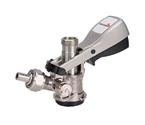 7485S - D System Keg Tap Coupler - Ergo Lever Handle