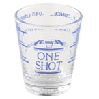 Shot Glass- Measured