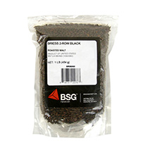 Briess 2-Row Black - 1 lb