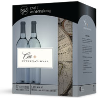 Cru International California White Zinfandel
