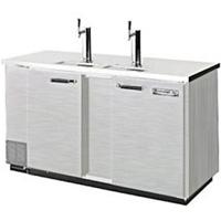 Kegerator Three Keg Beer Cooler - Stainless Steel