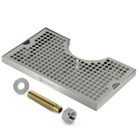 Surface Mount Cutout Drip Tray