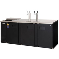 Club Top Direct Draw Commercial Keg Refrigerator