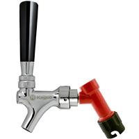 Kegco Pin Lock Beer Faucet Set