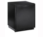 U-Line 1175RB-13 1000 Series 5.3 cf Refrigerator - Black Cabinet with Black Door - Lock Model