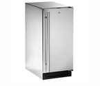 U-Line 2115RS-00 Echelon Stainless Steel 3.3 Cu. Ft. Refrigerator - Right Hand Door Swing