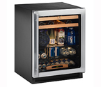 U-Line 2175BEVCS-00 Luxury Built-in Beverage Center 24