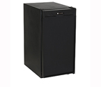 U-Line ADA15IMB-00A Crescent Ice Maker Model - Black Door