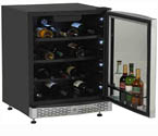 Inventory Clearance- Avanti  WC4800C 48 Bottle Built-In Wine Refrigerator Cooler