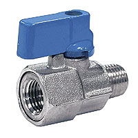 Regulator Ball Valve