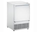 U-Line BI95W-00A Built-in Ice Maker - White