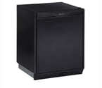 U-Line 1000 Series CO1175B-00 Ice Maker/Refrigerator - Black Cabinet with Black Door