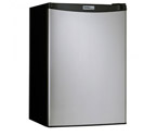 Danby DCR88BSLDD 3.2 Cubic Foot Counterhigh Compact Refrigerator - Black Cabinet with Stainless Steel Door