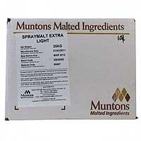 Muntons Extra Light DME - 55lb