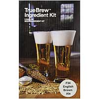 English Brown Ale TrueBrew Ingredient Kit