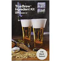 Black Saison TrueBrew Ingredient Kit