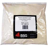 Briess Golden Light DME - 1lb