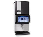 Open Box - Ice O-Matic IOD150 Ice Cube Machine Dispenser - 150 lbs.