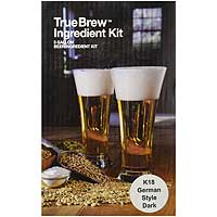 German Style Dark TrueBrew Ingredient Kit