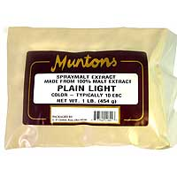 Muntons Light DME - 1lb