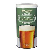 Muntons Export Pilsner LME