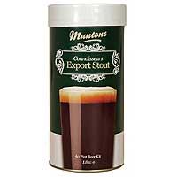 Muntons Export Stout LME