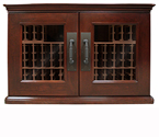 Vinotemp Sonoma LUX 296 Credenza Wine Cabinet