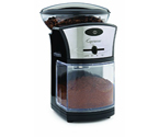Capresso 559.04 Disk Type Burr Grinder - Black ABS Housing