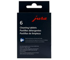 Capresso 64308 Jura-Capresso 6-Pack Cleaning Tablets