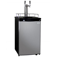Kegco K199S-2 Beer Fridge