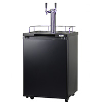 Kegco K209B-2 Keg Fridge