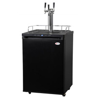 K309SS-3 Keg Fridge